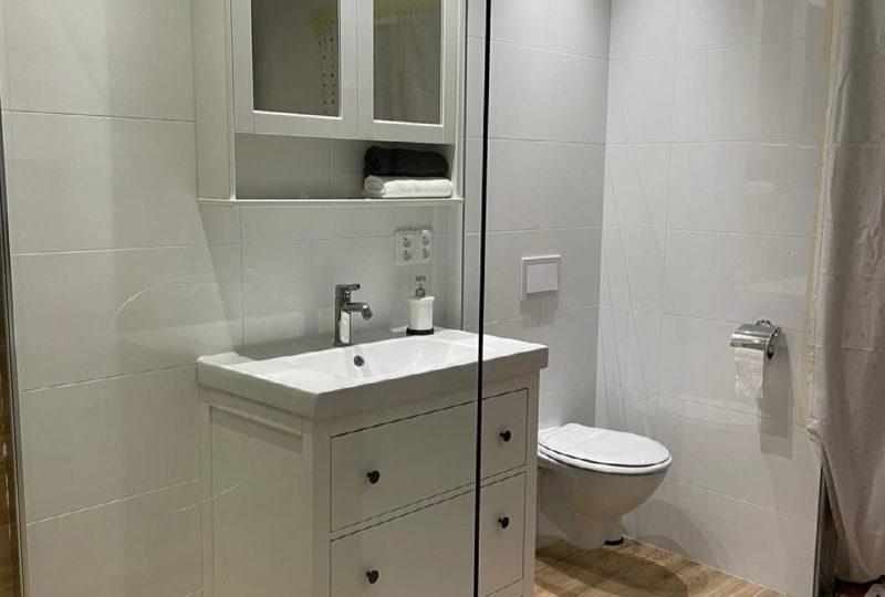 České Budějovice - rekonstrukce koupelny